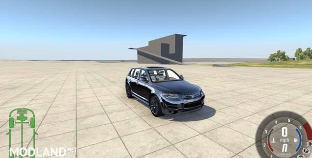 Volkswagen Touareg R50 [0.6.0]